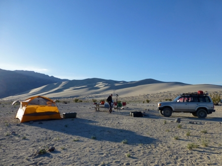 eureka dry camp